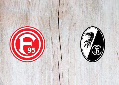 Fortuna Düsseldorf vs Freiburg -Highlights 29 September 2019