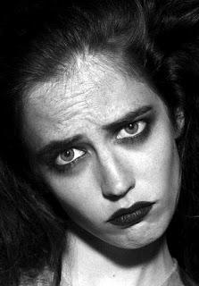 Eva Green Sad Facial Expression
