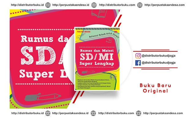Rumus dan Materi SD/MI Super Lengkap