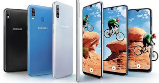 Cara Menampilkan Persentase Baterai Samsung Galaxy A70