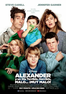 Alexander y un día terrible 2014 online