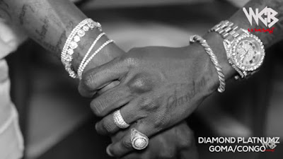 Diamond Platnumz - Live Performance at Goma / congo