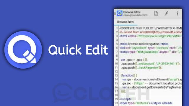 Aplikasi Edit Template Blog Mudah di Android