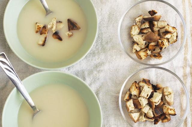 Caraway soup