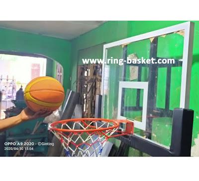 jual papan pantul basket
