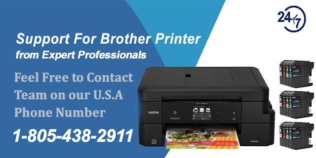 Brother Printer Customer Service Number USA