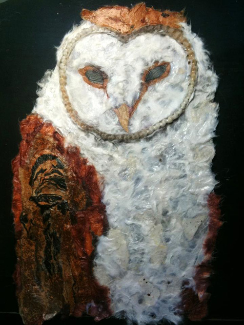 My Owl Barn Robin Panzer Of Art Studio 33