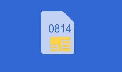 0814 Nomor Kartu Apa