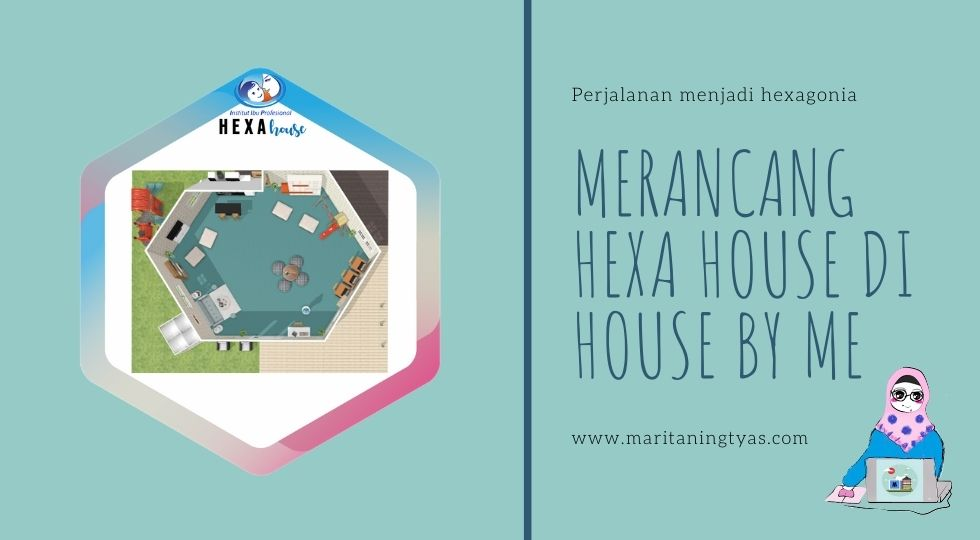 merancang rumah impian di home by me