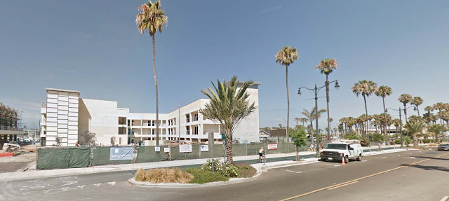 redondo beach shade hotel la construction
