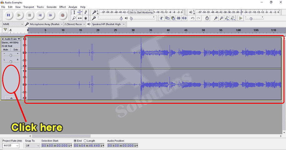 Audacity : How to Remove Sound Noise | ABOUT TECH SOLUTIONS