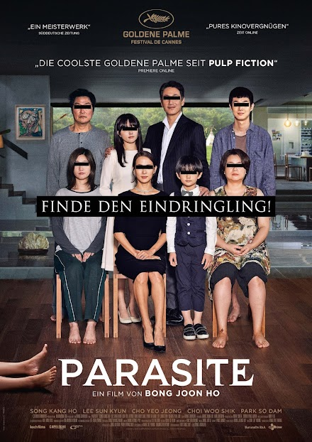 Parasite - Der deutscher Kinotrailer des Bong Joon Ho Films | Kinotipp