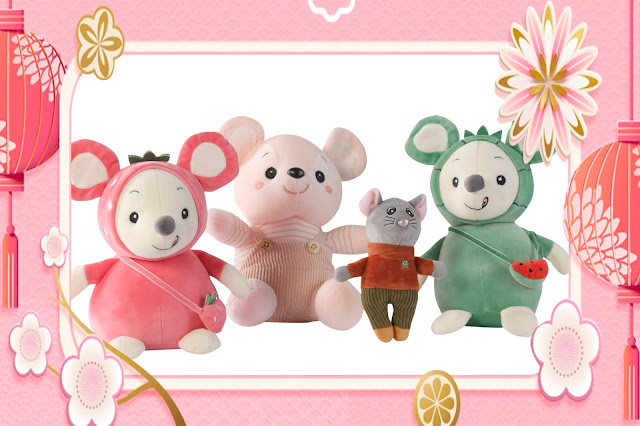 The cutest rat colony from SM Accessories Kids