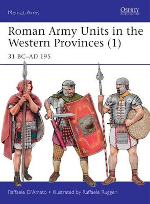 Roman Army Units in the Eastern Provinces (1): 31 BC - AD 195