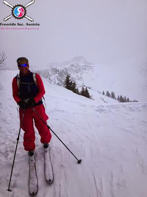 Skitouren Bayrisches Unterland