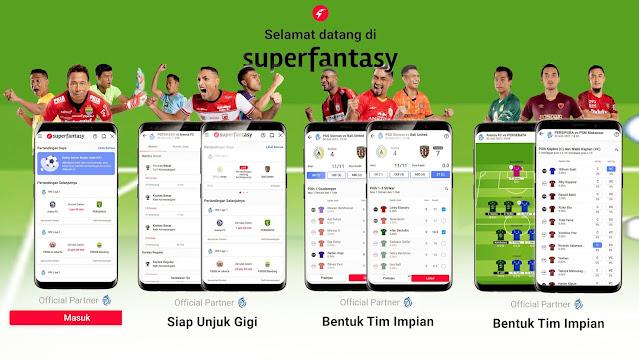 <i>Super Fantasy Sport</i>, Games Interaktif di Tengah Kompetisi BRI Liga 1 2021/2022