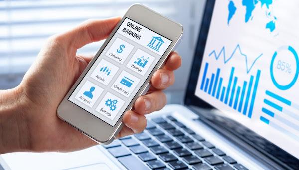 Les avantages de l'utilisation d'un compte bancaire en ligne pour son entreprise