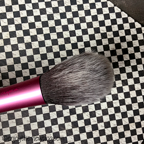 close-up of Real Techniques® Blush Brush