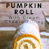 Pumpkin Roll Recipe With Cream Cheese Filling
