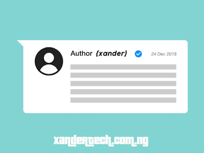 How to add Blue Tick In Blogger Comments