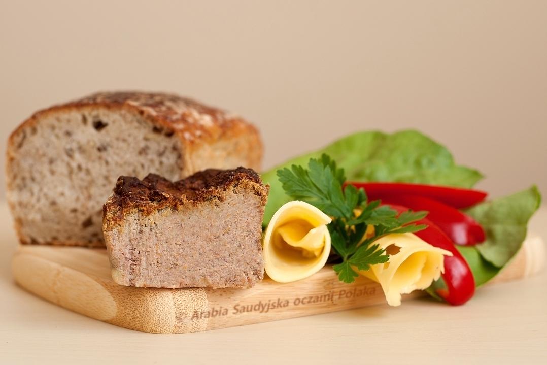 Pasztet mięsny pieczony by Lulu