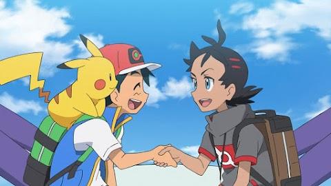 Pokemon Viajes capitulo 2 latino: ¿Leyenda? ¡Vamos! ¿Amigos? ¡Vamos!