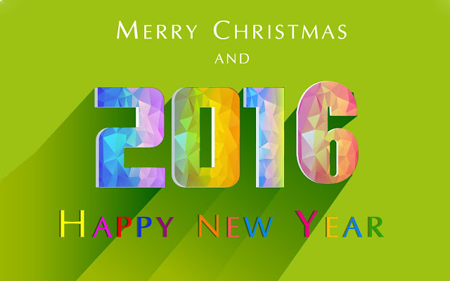 Free Download Happy New Year 2016 HD Wallpaper 32