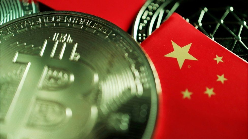 Chinese Central Bank Declares All Crypto Transactions Illegal