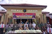 Polres Asahan Tangkap Anggota Sindikat Narkoba Jaringan Internasional