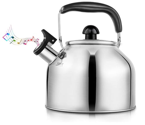 DclobTop Stainless Steel Teakettle for All Stovetop