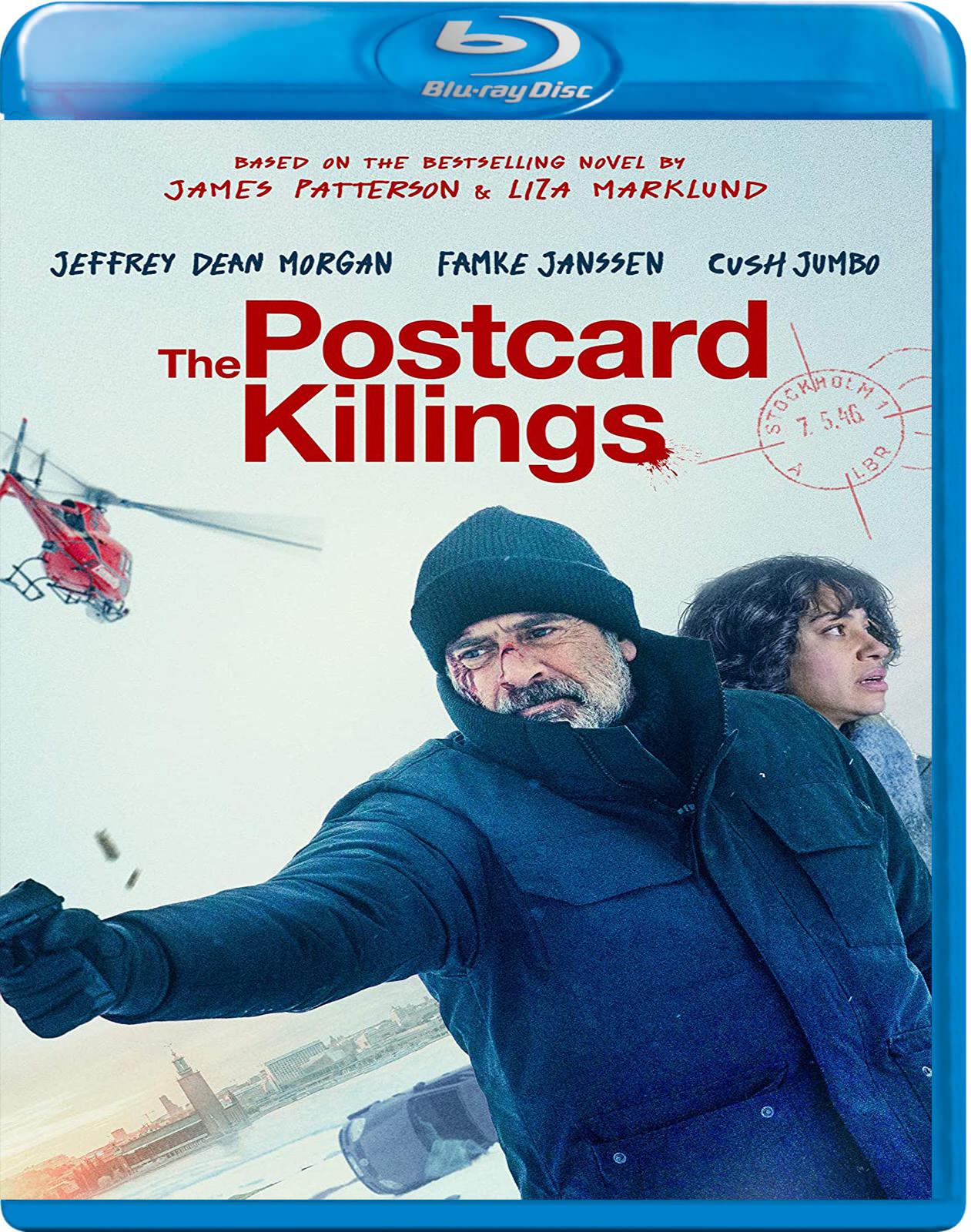 The Postcard Killings [2019] [BD25] [Subtitulado]