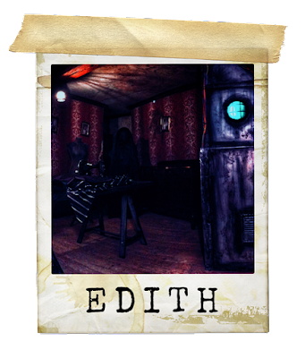 Edith Unescapable Escape Room Review Derby