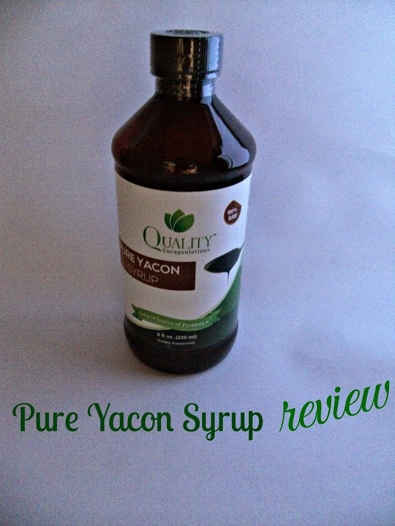 Yacon Syrup: Low-Glycemic Sweetener #WeightLoss