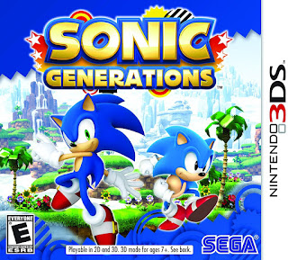 Download 3DS CIAs: Sonic Generations