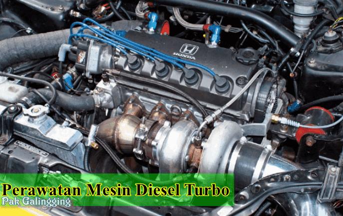 Merawat Mesin Diesel Turbo Biar Makin Bertenaga dan Awet : 7 Cara