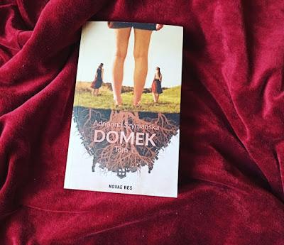 DOMEK- TOM I- Adrianna Szymańska