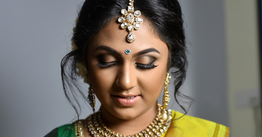 Bride ~ Shaalini ( 15 Photos )