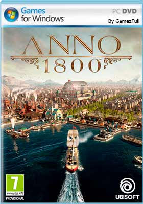 Anno 1800 Complete (2019) PC Full Español [MEGA]