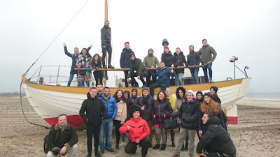 Erasmus+ EntrepreneurShip II - Sailing to Success, November 2019