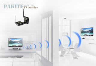 PAT-240 wireless tv sender