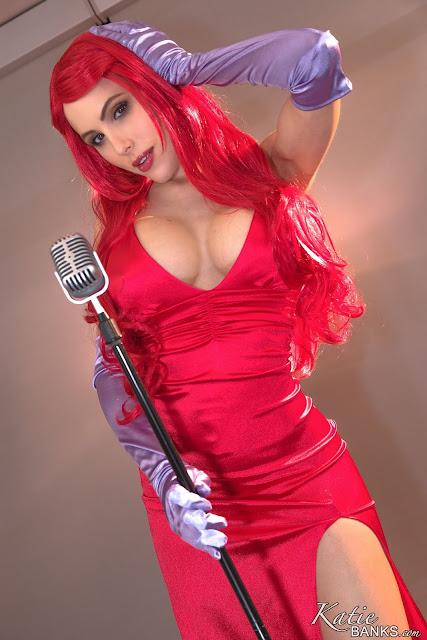 Katie banks jessica cosplay big boobs pics