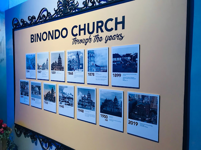 Binondo Church history