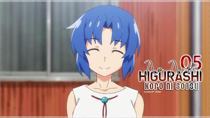 Higurashi no Naku Koro ni Sotsu - 05