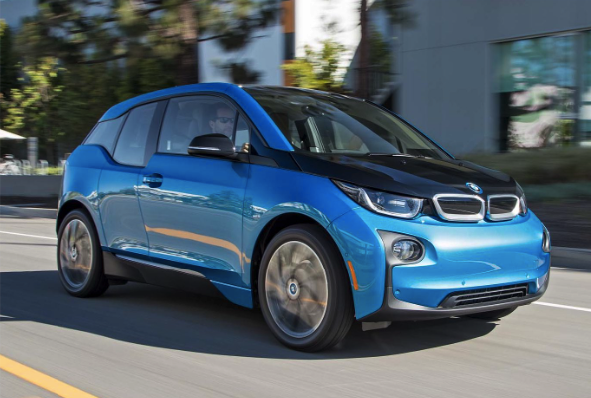 2019 Bmw I3 With Range Extender Review Car And Driver Review