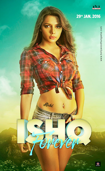 Ishq Forever (2016) Movie Poster No. 5