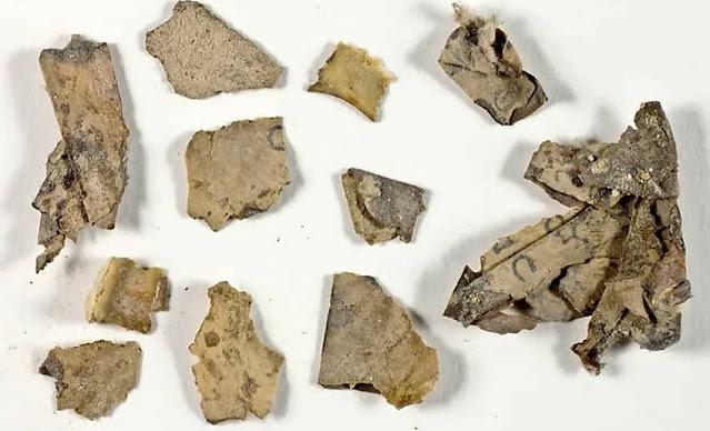 Encuentran en Israel textos bíblicos de más de 2.000 años de antigüedad