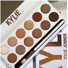 Kylie The Bronze Extended Palette | Kyshadow
