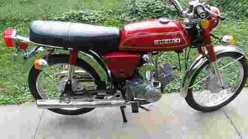 Spesifikasi Motor Suzuki A100 - masbengkel