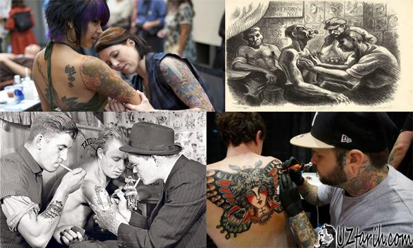 dövme tarihi, tattoo history, tattoo art