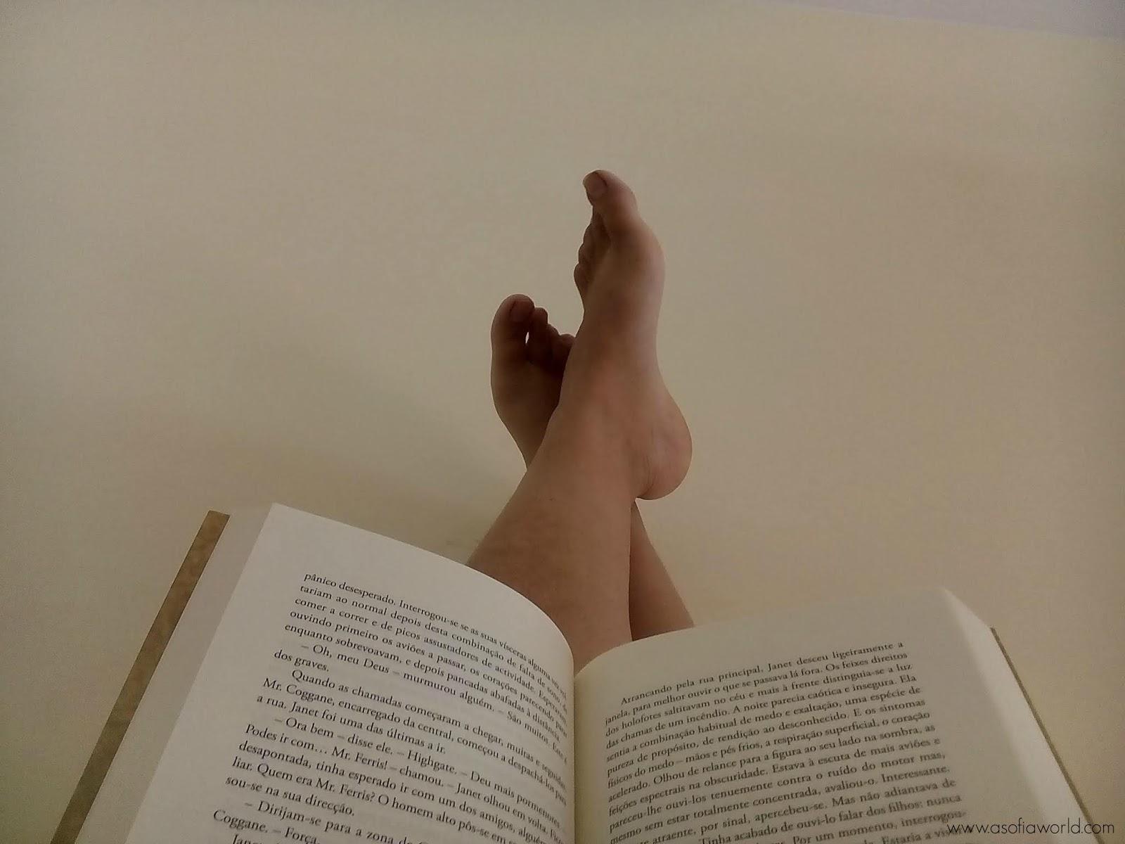 balada dos livros que não lemos